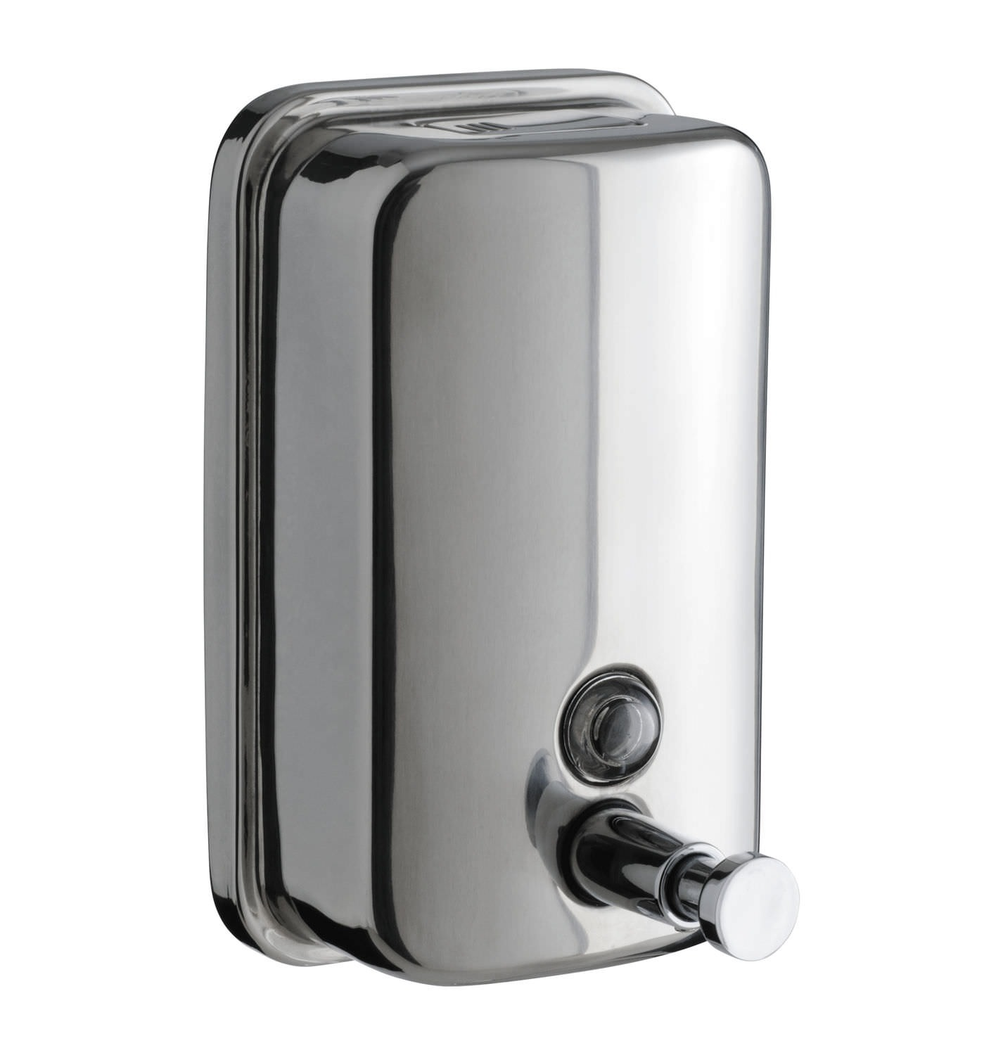 Soap Dispenser Manuel Stainless Steel Monument Cleaning Solutions