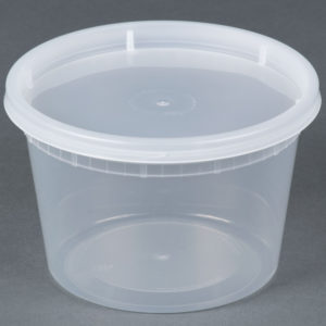 Portioning Tubs ONLY 90ml
