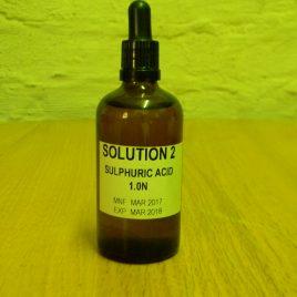 Sulphunic Acid 1.0 N 250ml