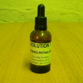 Phenolphtalein Indicater Refill 250ml
