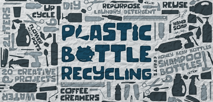 Here Are 20 Ways to Reuse and Recycle Plastic Bottles