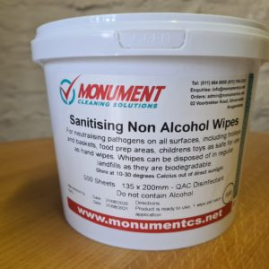 General Sanitizing Non Alcoholic Wipes 1000 Sheets